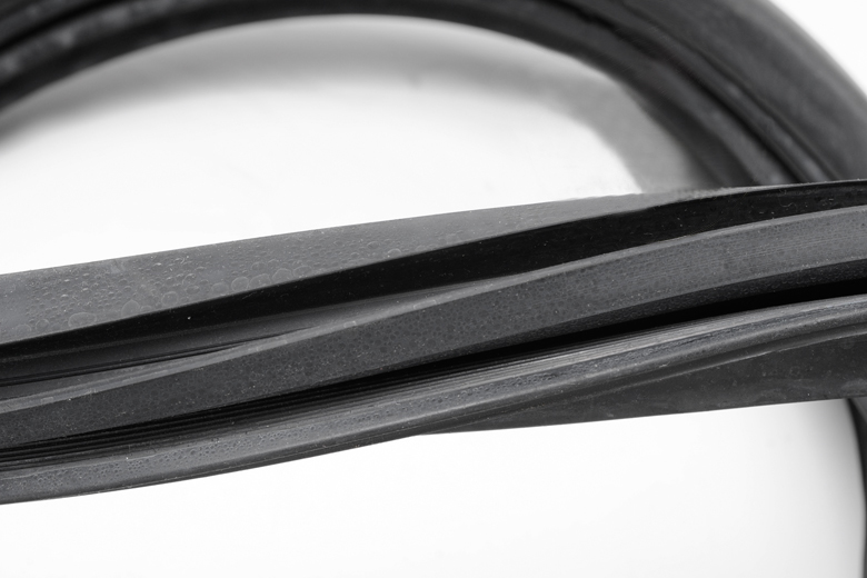 Trunk Weatherstripping Seal For 1960 To 1962 Ford Galaxie.